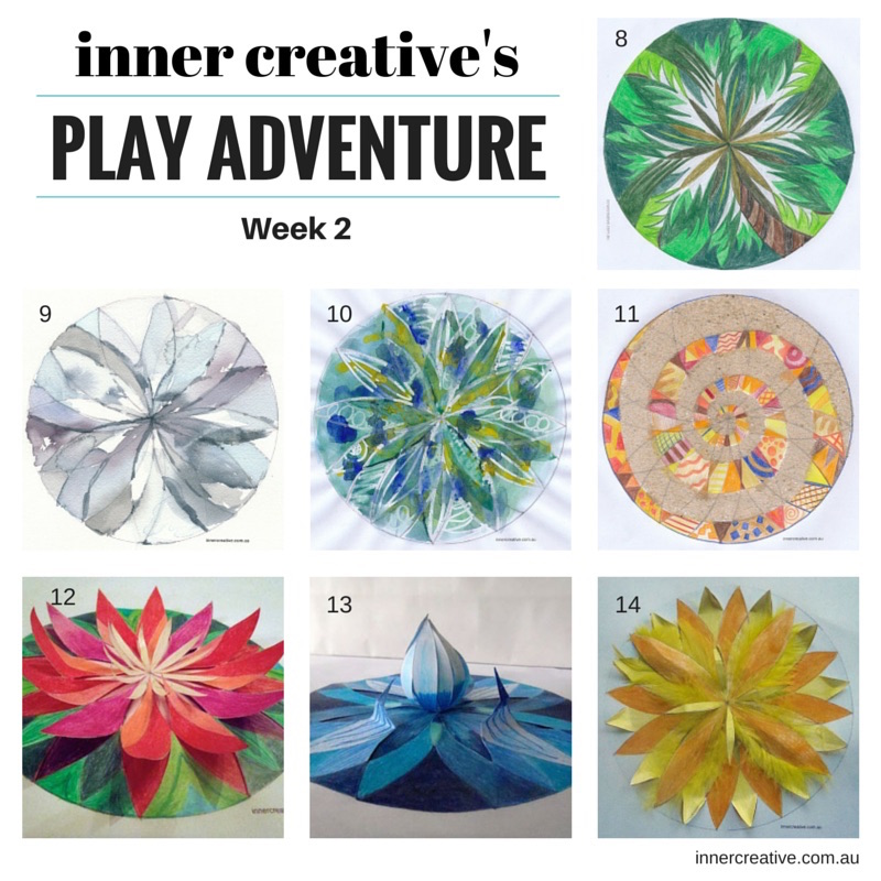 Inner Creative Play Adventure Week 2