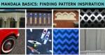 Inner Creative blog - Mandala Basics - Finding Pattern Inspiration - innercreative.com.au