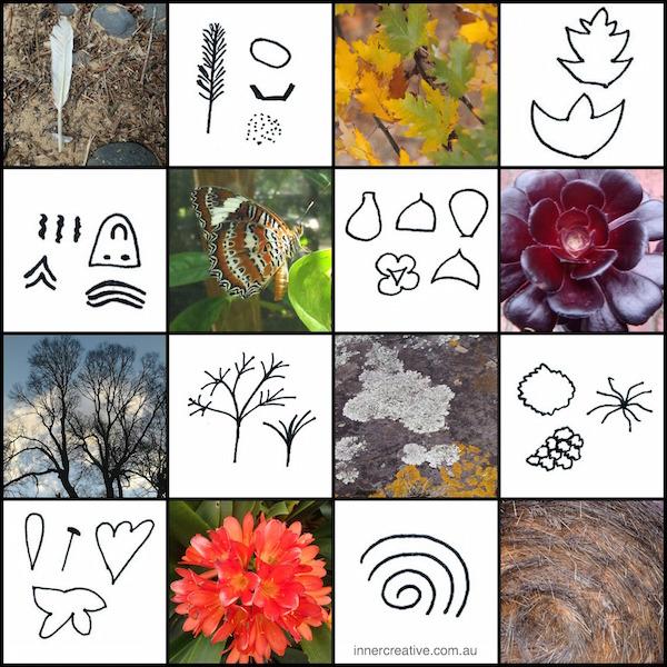 Image featured in Mandala Basics: Finding pattern inspiration - innercreative.com.au