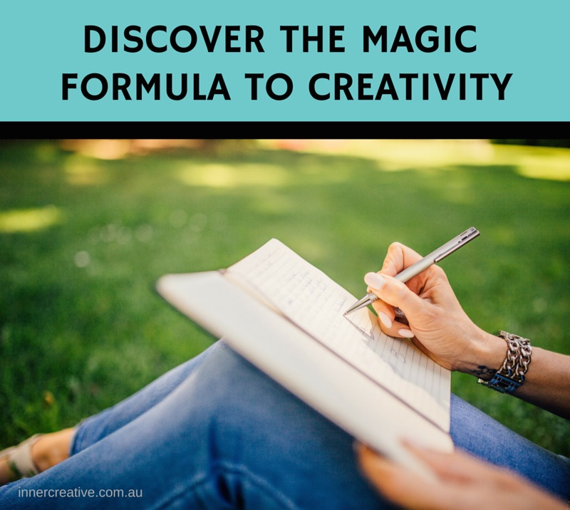 Inner Creative Blog Discover the Magic Formula to Creativity. innercreative.com.au