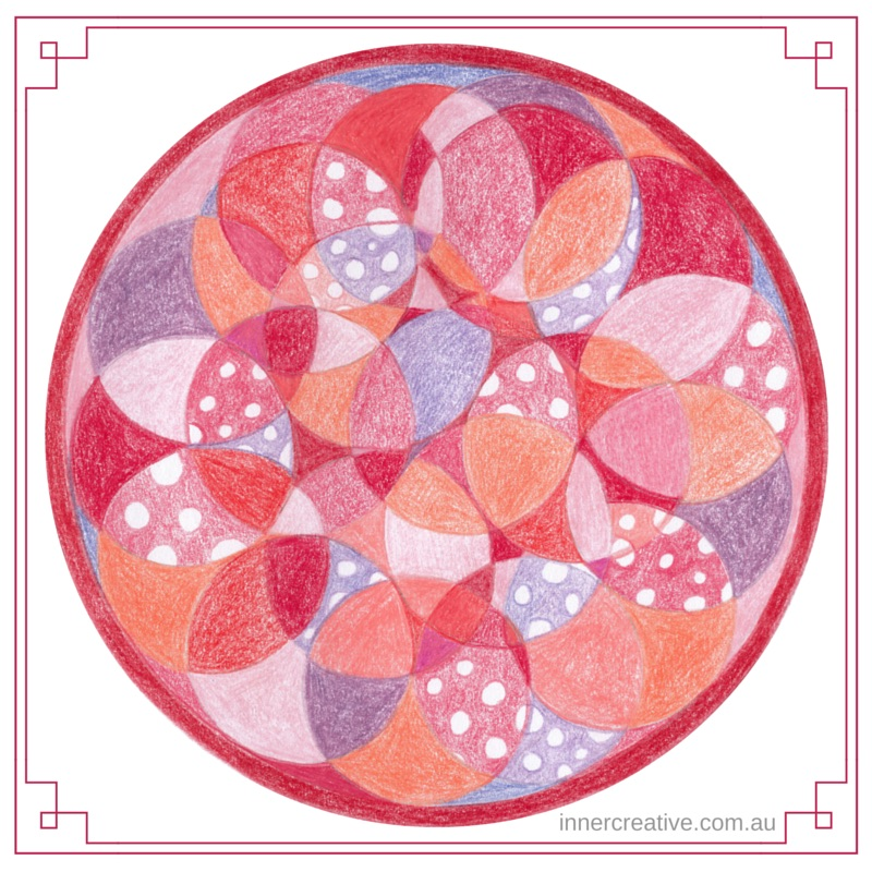 Inner Creative - Mandala Inspiration - Happy Mothers Day! - innercreative.com.au