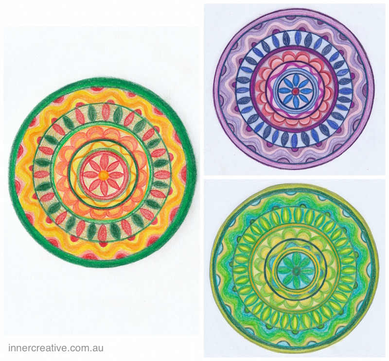 Inner Creative Mandala Inspiration - You are a treasure - innercreative.com.au